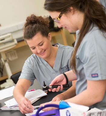Learn More About Wilson College Bachelor of Science Nursing