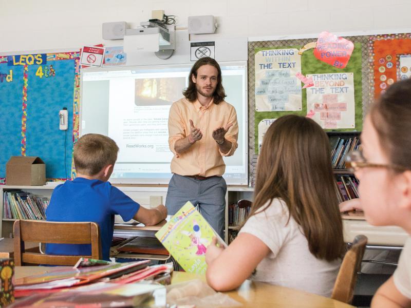 Teacher Intern Program Wilson College