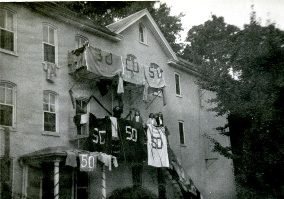 1947 Dummy Rush