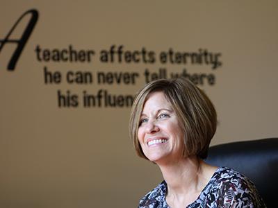 Wilson Expands Teacher Certification Program to Include an Online ...