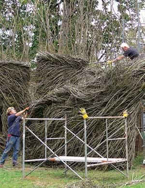 Building the Sculpture