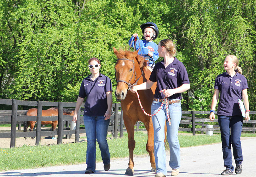 Wilson College Equine Facilitated Therapeutics