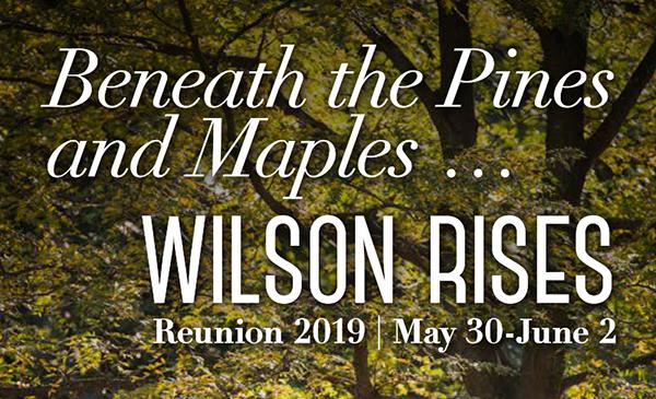 Reunion Weekend | Wilson College