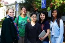 International students wilson college