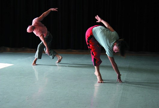 Wilson College MFA in Choreography